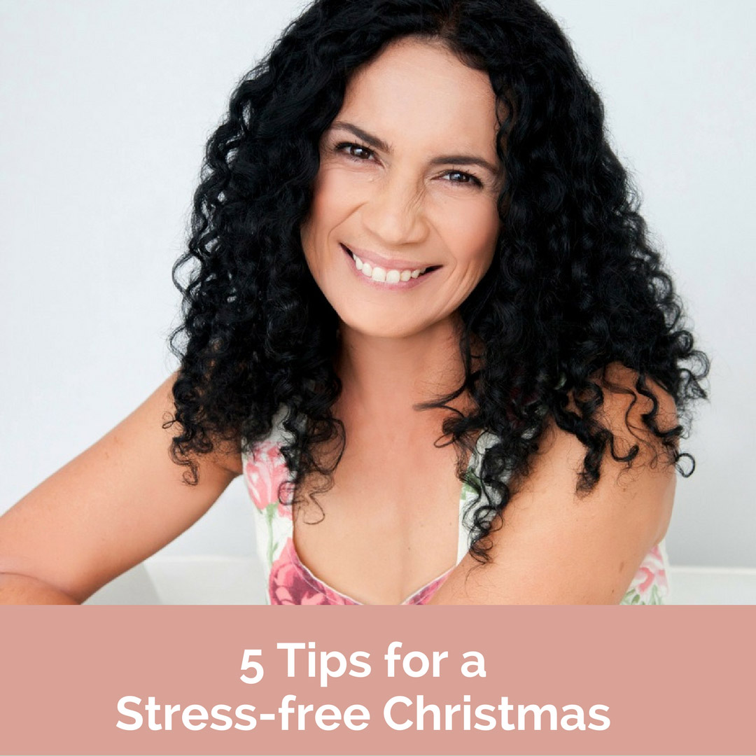 Five tips for a Stress-free Christmas