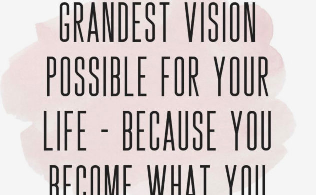 Your Vision Is Your Mission Upcoming Event